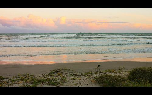 Sunrise at Port Aransas Texas