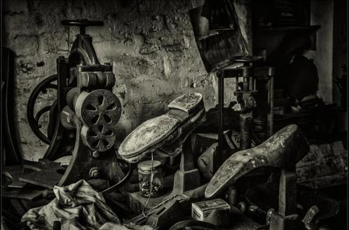 The Cobbler's Workshop