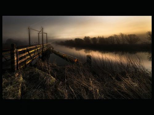 The Old Lifting Bridge