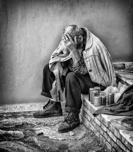 Despair of the Honey Seller