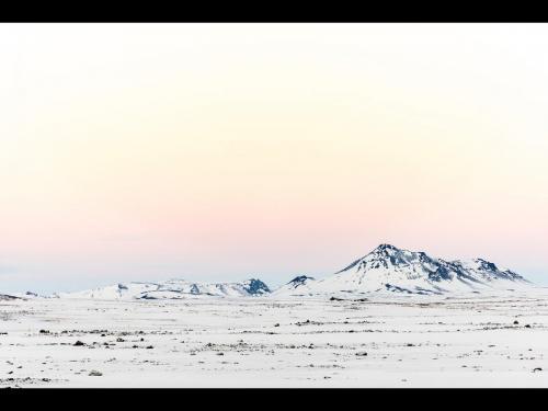 Icelandic Mountain Range