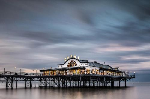 Evening Light Cleethorpes Pier