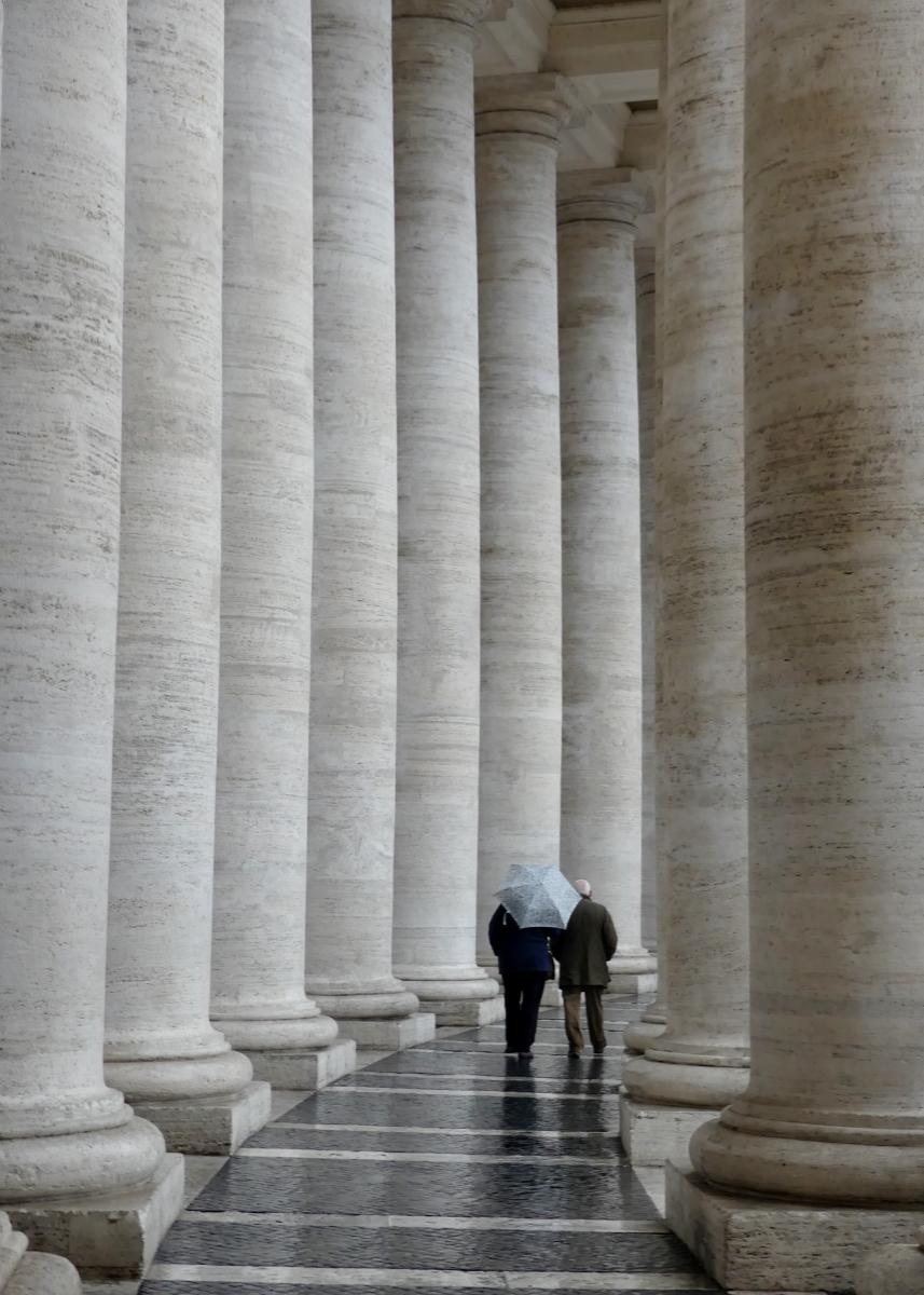 Kim Human_Strolling through the Colonnades