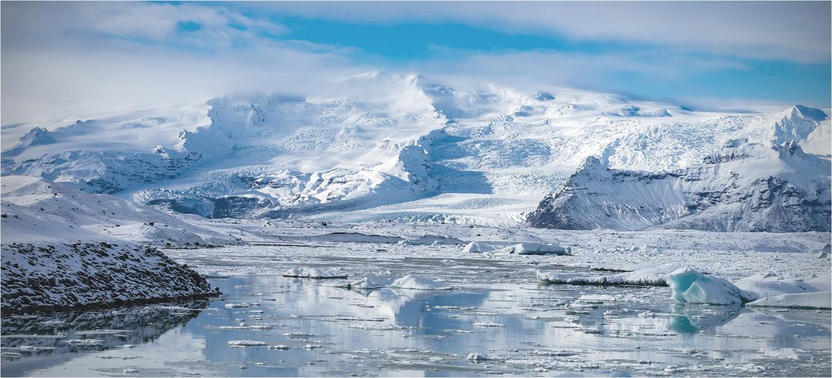 Glacier Lagoon - Steve Laws