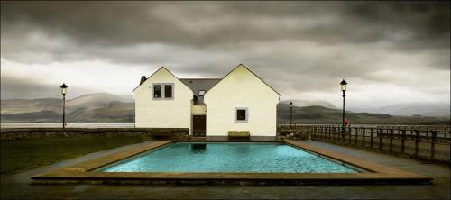 Swimming Pool At Bangor