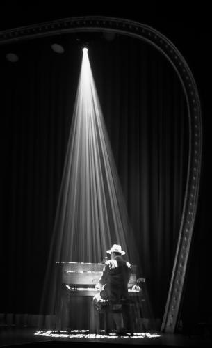 1.#Clive Harward#Piano Man Solo#Bottisham and Burwell PC