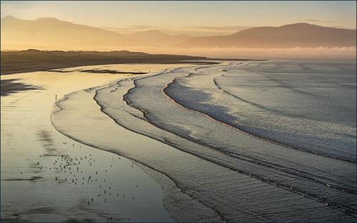 Early Light over Inch Strand.