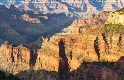 Shades of the Grand Canyon - Dave Norman