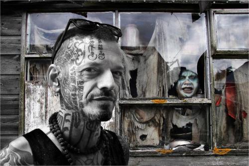 Tattooed Youth