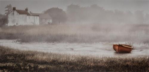 Autumn Morning Brancaster Staithe
