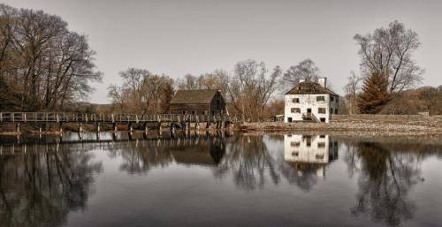 Old Flax Mill