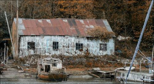 The Old Boat Repair Shop