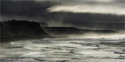 Before the Storm, Oregon Coast
