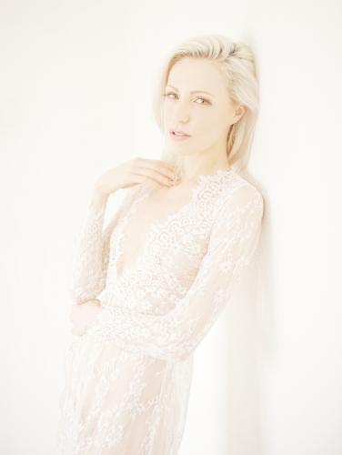 Zara in White