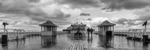 Cromer Pier boardwalk, Norfolk, UK (1)