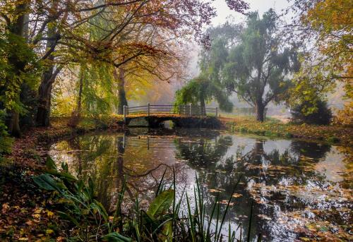 Anglesey Abbey Autumn Colours