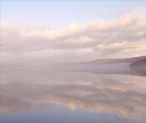 Early morning Loch Rannoch