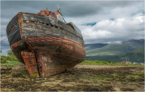 Stranded in Caol