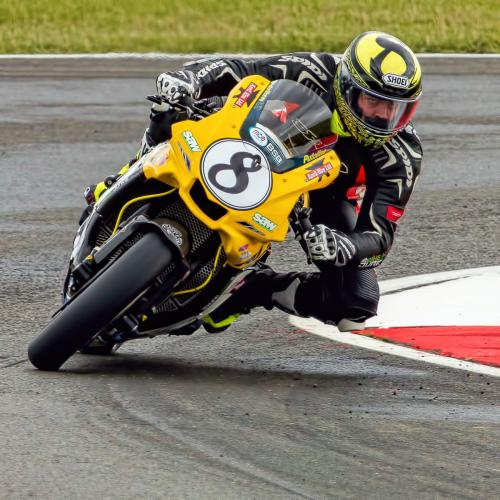 Shaun Winfield Superbike Rider