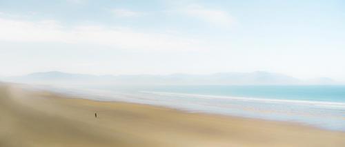 Alone on a Faraway Shore