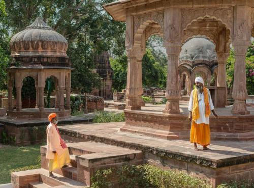 Babars at Mandore Gardens