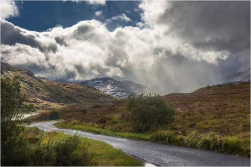 Stormy Glen Torridon