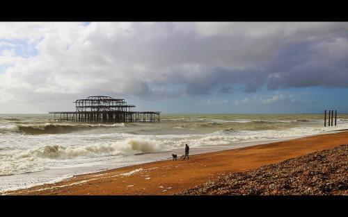 Blustery Brighton