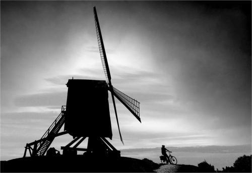 Flemish Windmill