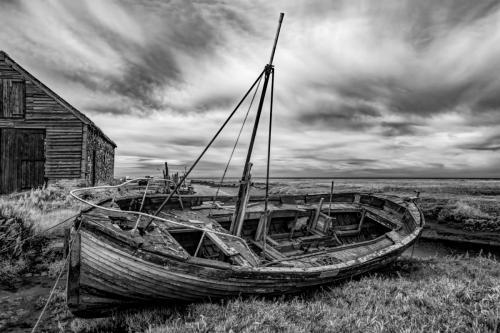Thornham Staithe Wreck
