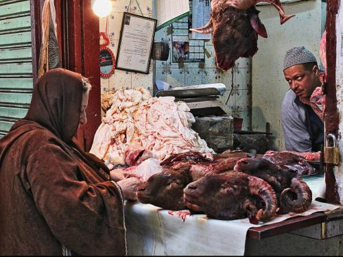 The Moroccan Butcher