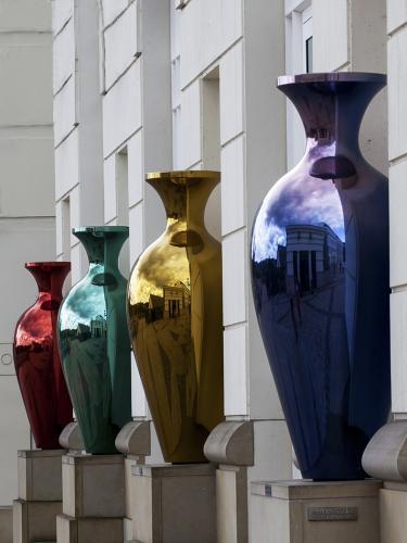 Reflective Urns