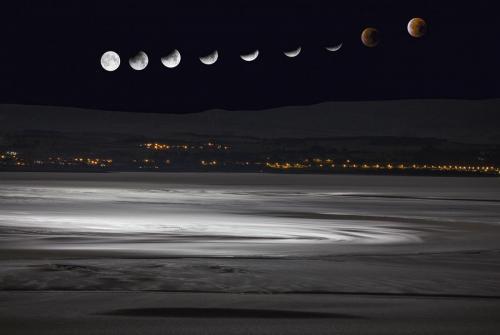 A few moons ago