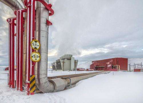 Powering iceland