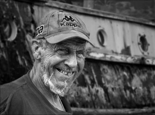 Boatyard Worker