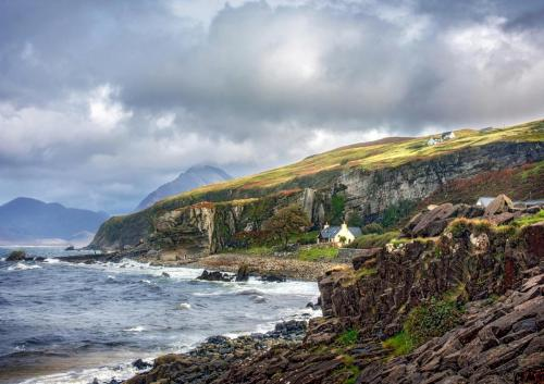 Elgol after the Storm