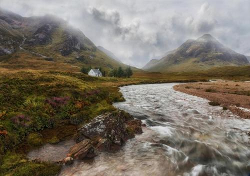 Remote Cottage in Glencoe