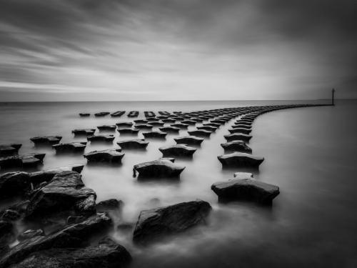 Sea Defences, Felixstowe