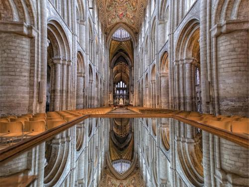 Ely Cathedral Reflection