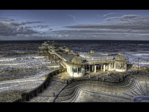 Late Afternoon Cromer Pier