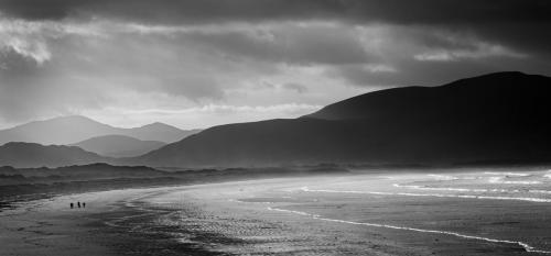 Inch Strand after a Storm