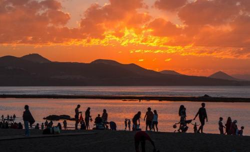 Las Palmas Sunset