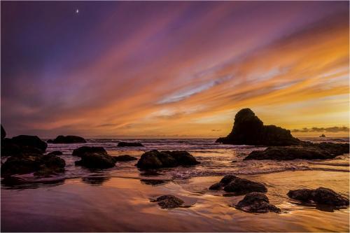 Coastal Sundown
