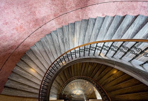 Steve Laws_Munich Staircase