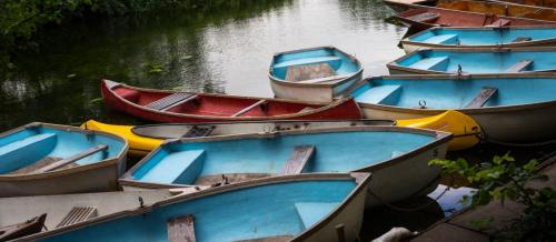Tony Cole_Blue Boats