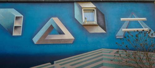 Tony Cole_Blue Wall