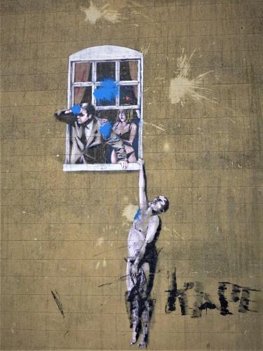 Tony Cole_Still Life on the wall