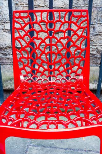 Tony Cole_The Red Chair