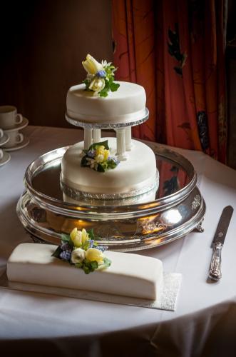 Tony Cole_Wedding cake