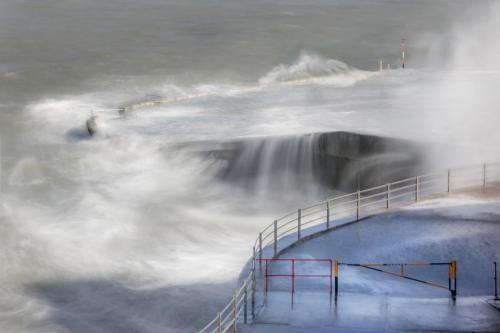 Waves at Margate