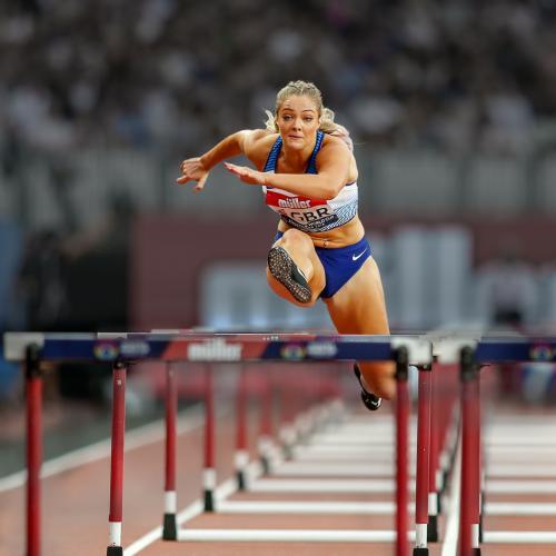 Megan Marrs Athletics World Cup